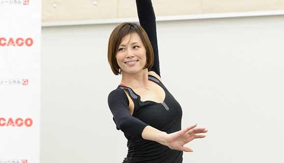 米倉涼子 5月18日ブロードウェーミュージカル「CHICAGO(シカゴ)」の公開舞台稽古!
