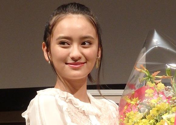 岡田結実 6月24日「2017年度E-ライン・ビューティフル大賞」授賞式に出席!