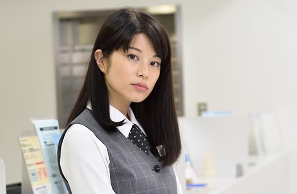 さとうほなみ テレビ朝日系連続ドラマ「黒革の手帖」で女優デビュー!