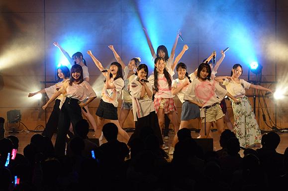 【X21・吉本実憂】 9月17日「NEXT FUTURE STAGE GRADUATION SP」が開催されました!