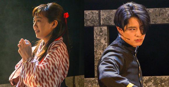 【宮﨑香蓮・塩野瑛久】4月27日 舞台「若様組まいる~アイスクリン強し~」ゲネプロが行われました!