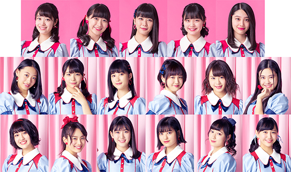 【X21】毎週金曜「オスカル!はなきんリサーチ」テレビ出演情報!