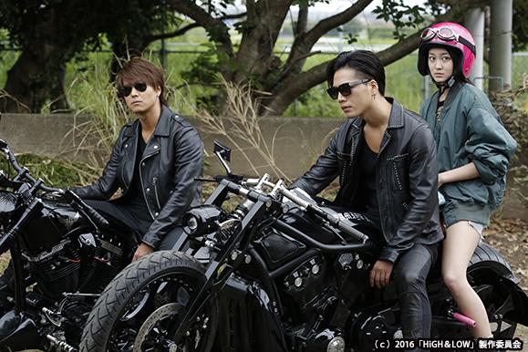 【本日発売DVD・Blu-ray】吉本実憂ヒロイン出演、矢野浩二出演 映画「HiGH&LOW THE RED RAIN」