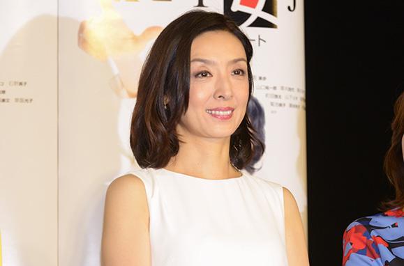 草刈民代 7月4日ドラマ「定年女子」の会見に出席!
