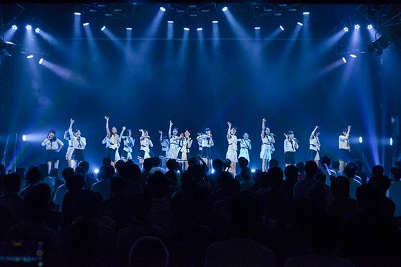 X21 7月29日定期ライブ「NEXT FUTURE STAGE ~4th season~vol.3」が開催されました!