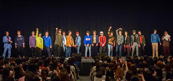 【男劇団 青山表参道X】2月24日「男劇団 青山表参道X 2nd Fan Event~ファンクラブ結成記念!ここから盛り上がっていくぞー!~」が開催されました!