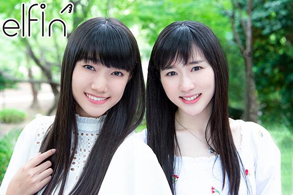 【elfin'】12月1日「76.7フェスタ」に出演決定!!