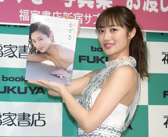 【奥山かずさ】3月12日 ファースト写真集「かずさ」 発売記念イベントを開催!!