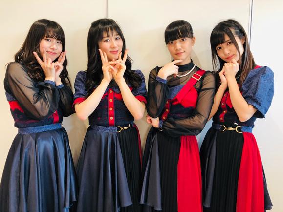 【elfin'】6thシングル発売記念リリースイベントを各所で開催中!!
