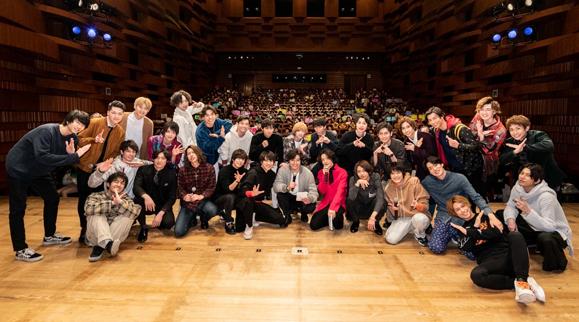 男劇団 青山表参道X クリスマスイブに2周年記念ファンイベントを開催!
