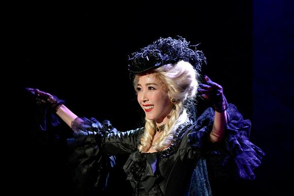 【貴城けい】11月28日 ミュージカル「イノサンmusicale」公開ゲネプロが行われました!