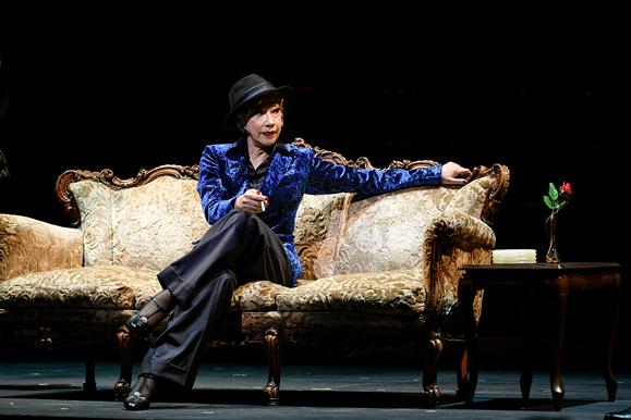 【前田美波里】11月11日 ミュージカル「NINE」のゲネプロが行われました!