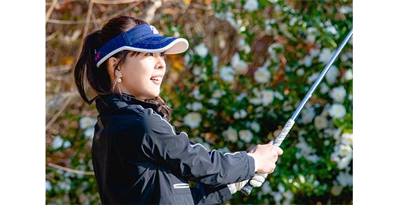 【C.C.ガールズ3】【阿部桃子】2021年1月3日~24日 毎週日曜(全4回)BS12「ゴルフ女子ヒロインバトル」出演!
